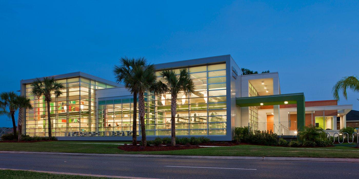 Lakeshore Library 07
