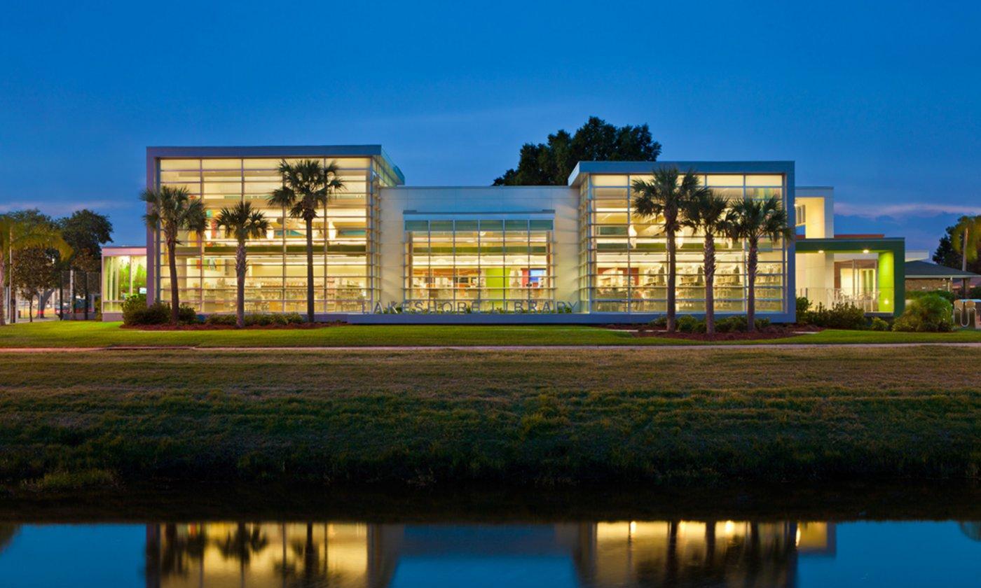 Lakeshore Library 02