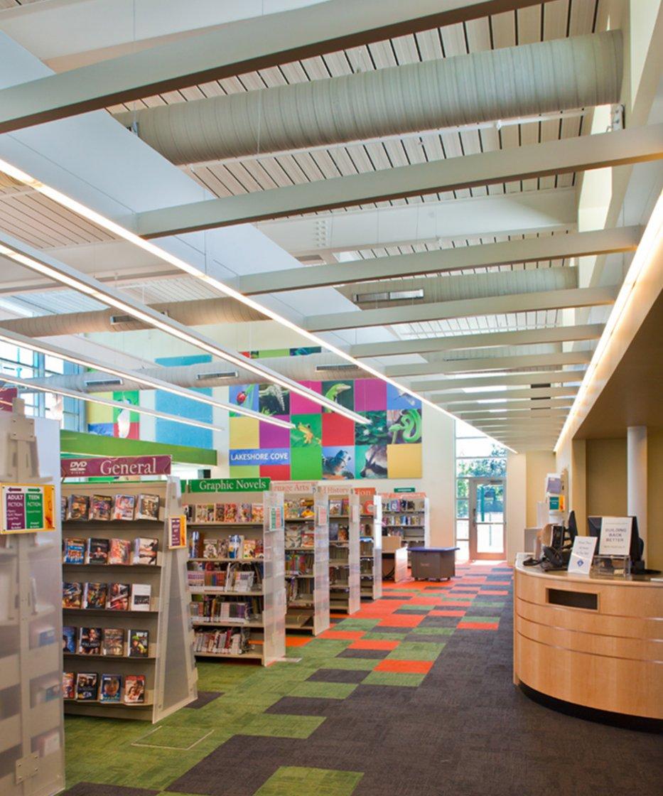 Lakeshore Library 04
