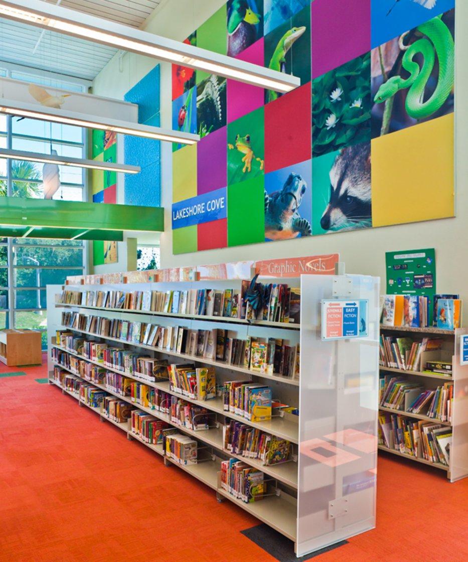 Lakeshore Library 05